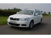 PCO CARS HIRE RENT OCTIVA DIESEL 1.6 UBER READY £110 PER WEEK