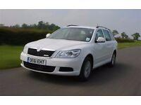PCO CARS HIRE RENT SKODA OCTAIVA UBER READY £110 PER WEEK