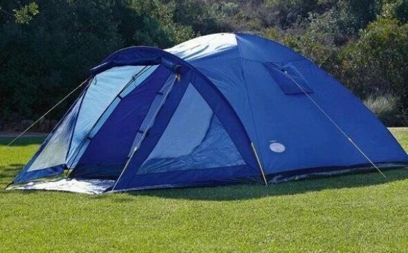 Highland trail Montreal 4 tent *NEW* & Highland trail Montreal 4 tent *NEW* | in Salford Manchester ...