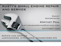 Rusty's Small Engine Repair And Service