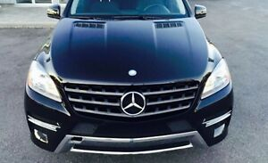 2012 Mercedes-Benz ML350 Extended warranty SUV, Crossover