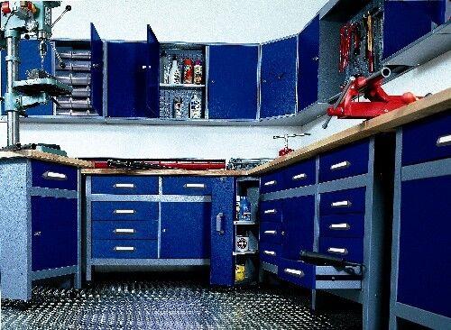 K u00fcpper Qualit u00e4ts Werkbank 12877, B  170 cm x H  84 cm x T  60 cm  u2022 EUR 399,00   PicClick DE