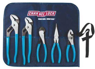 Channellock 431KB 5-Piece Plier Set