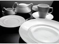 36 X Sant' Andrea Circa Fine Dining Coffee Saucers Espresso