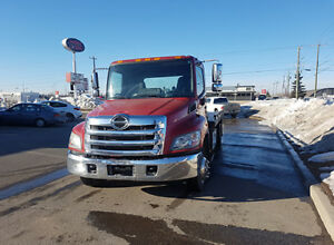 Hino 2013 for sale rollback