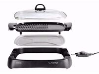 Kenwood electric health grill, brand new, Colchester