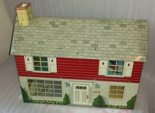 1950 Tin Doll House Ebay