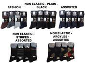 Mens Non Elastic Socks