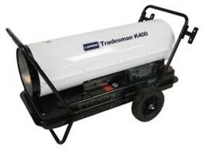 L.B. White Tradesman K400 Heater 400,000 BTUH, Kerosene, # 1 or # 2 Fuel Oil