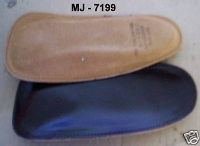 Pair of Size 6 - Apex Foot Health – Combination Leather Arch Supports (NOS) Apex Foot Health