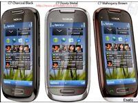 NOKIA C7-00 8MP CAMERA phone