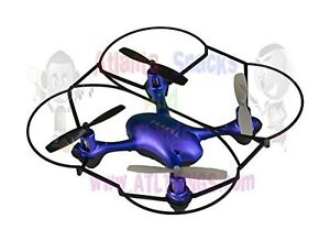 Propel Zipp Nano 2.4Ghz Indoor/Outdoor High Performance Drone 36