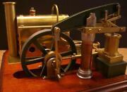 Model Steam Boiler