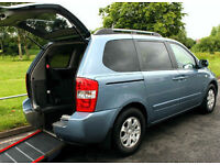 2008(08) KIA SEDONA CRDi LS LIBERTY WHEELCHAIR ACCESSIBLE VEHICLE DISABLED RAMP