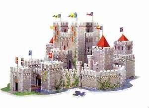 Puzz-3D Camelot Castle Puzzle by Wrebbit