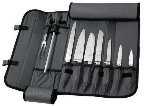 BRAND NEW MERCER CUTLERY M21810 Knife Case Set,10 Piece Set