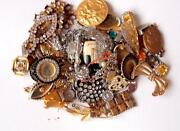 Lot Scrap Costume Jewelry