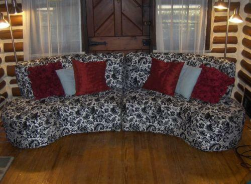Curved Sofa Ebay