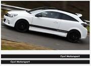 Opel Motorsport Aufkleber