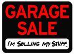 Thurwald s Garage Sale