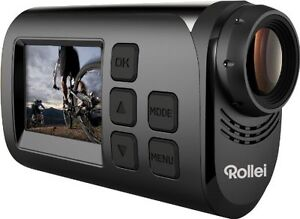 Rollei S-30 WiFi Action Cam - Black (OPEN BOX)