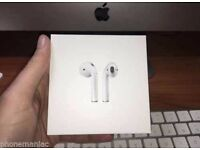 Airpods brand new sealed with reciept