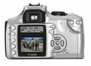 Canon EOS Digital Rebel 6.3MP Camera with 18-55mm Lens Kitchener / Waterloo Kitchener Area image 2