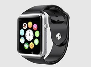 New Smart Watch Camera SIM SD Card Phone Bluetooth Android & IOS