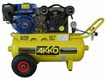 5.5 HP Petrol Air Compressor- Akko Compressor Malaga Swan Area Preview