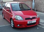 Toyota Yaris T Sport Alloy Wheels