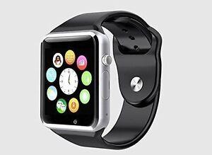 New Smart Watch Camera SIM SD Card Smart Phone Bluetooth