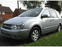 2007(07) KIA SEDONA CRDi LS JUBILEE LIBERTY DISABLED WHEELCHAIR ACCESSIBLE