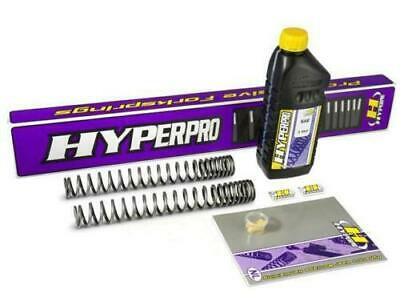 Hyperpro Progressive Front Fork Spring Kit Suzuki GSXR600 K6 K7 K8 K9...