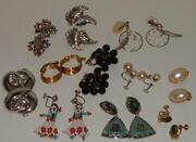 Clip on Earrings Lot