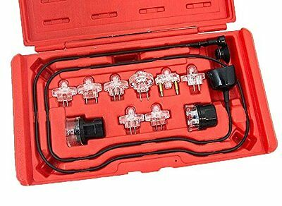 10pc Electronic Fuel Injection And Signal Noid Lite Tester Light test set