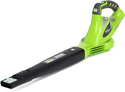 Greenworks 40V 150 MPH Variable Speed Cordless Blower Handhe