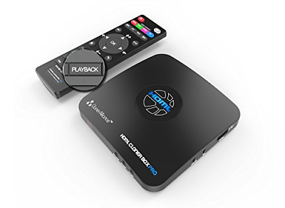 Buy HDML-Cloner Box Pro, Capture 1080p HDMI Videos/Games and Play Back Instantly The