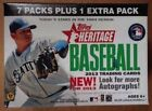 Heritage Refractor Sports Trading Boxes