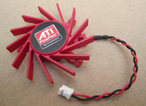 ATI Radeon HD5550 5570 5670 V4800 PLB05710S12HH Cooling Fan 2Pin