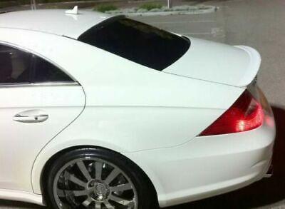 Für Mercedes CLS C218 W218 Heck Spoiler Spoilerlippe Kofferraum Heckspoiler