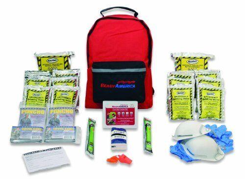 Emergency Survival Food Kit 2 Person Disaster Preparedness B