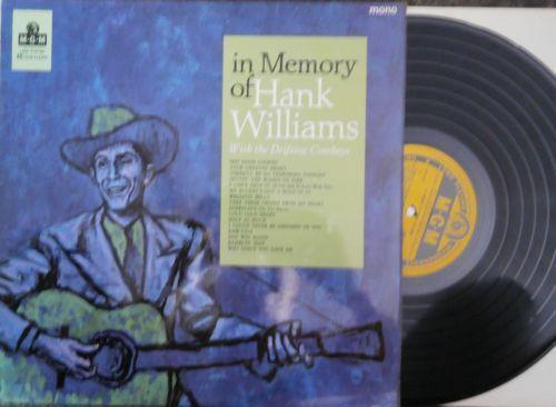 Hank Williams Mgm Lp Ebay