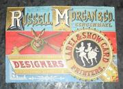Russell Morgan Playing Cards