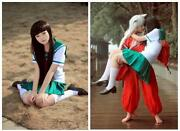 Kagome Cosplay