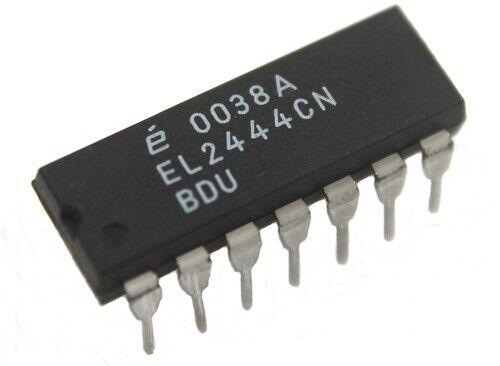 EL2444CN Intersil, Quad Unity-Gain Op Amp,