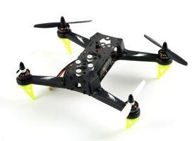 SPEDIX S250Q Carbon Fiber Drone +CC3D +Motor +PDB +ESC + Propellers, NEW IN BOX