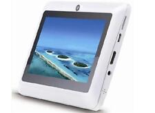 """TABLET WIFI 4.3"""" Touchscreen - Android 4.0 Bianco"""