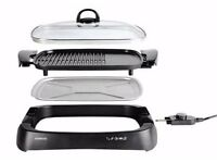 Kenwood electric health grill, brand new, Colchester £20