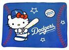 Dodgers Fleece Blanket