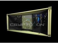The 1st And Only Self Controlled Mining Rigs UK
